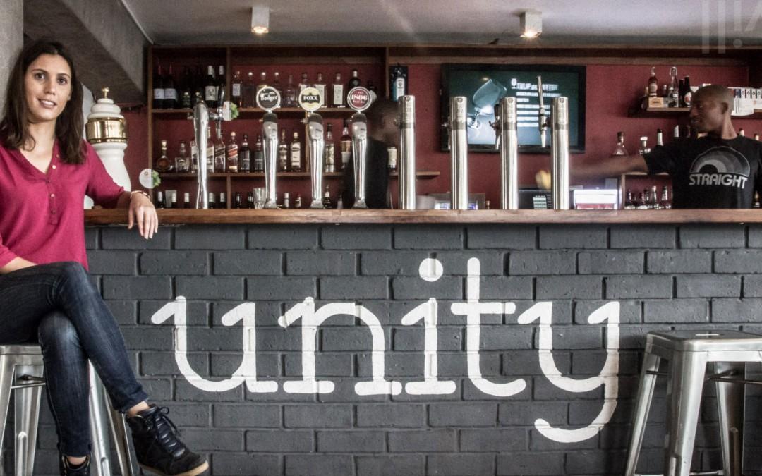 Bunny Chow de la brasserie Unity à Durban